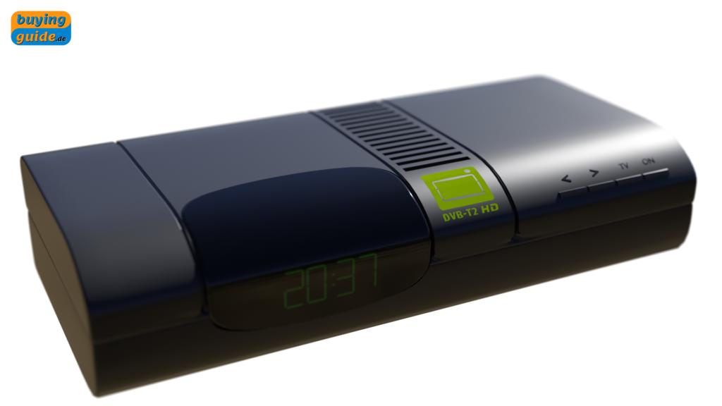 DVB-T2 HD Receiver